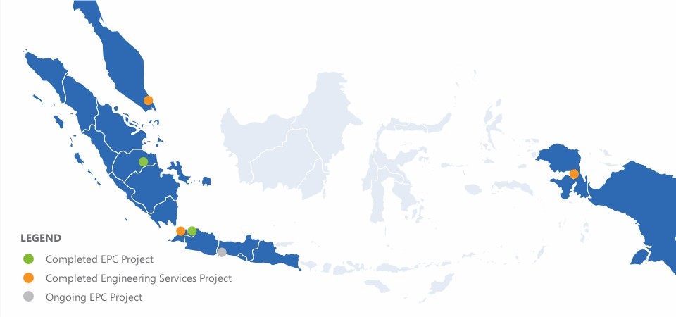 Img Indonesia JavaPapua Map