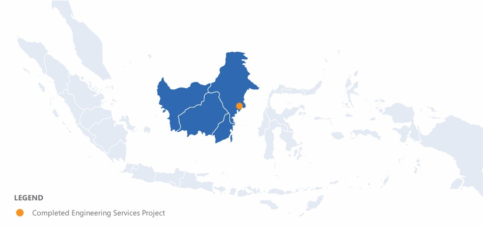 Img Indonesia Kalimantan Map